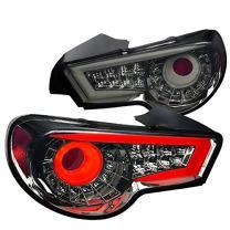 Spec-D Tuning LT-FRS12GLED-TM Smoke Tail Light (Led)