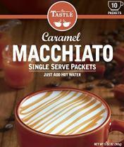 Cafe Tastlé Single Serve Coffee, Caramel Macchiato, 20 Count