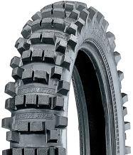 Kenda K760 Dual/Enduro Rear Motorcycle Bias Tire - 80/100-12 41C