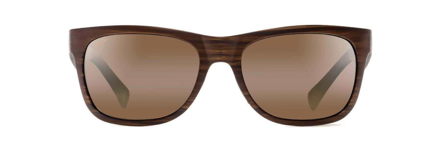 Maui Jim Kahi Wrap Sunglasses
