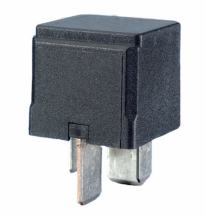 HELLA 007793031 with Coil Suppression Power Relay 4 Pin, Mini ISO