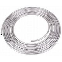 Aluminum Coiled Tubing Fuel Line, 1/2 Inch O.D, 30 Feet