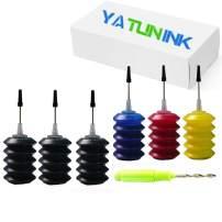 YATUNINK Premium Refill Ink Kit for HP 962 962XL Ink Cartridge Work for HP OfficeJet 9025 OfficeJet Pro 9010 Officejet 9012 OfficeJet 9015 OfficeJet 9018 OfficeJet 9020 Printer (30ml x 6 Pack)