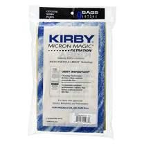 Kirby G4, G5, Gsix Micron Magic 197394, 9, Brown Bags Black Belt