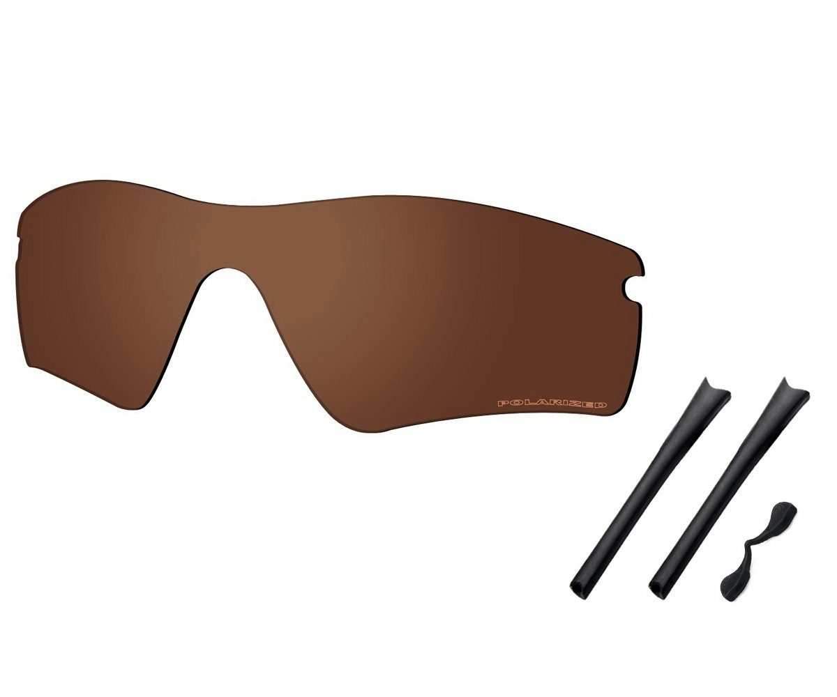 Saucer Premium Replacement Lenses & Rubber Kits for Oakley Radar Path Sunglass