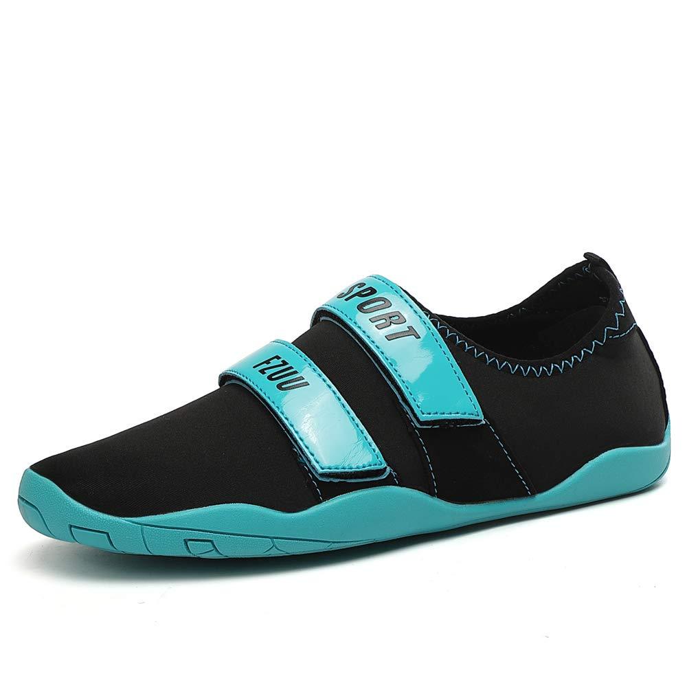XIANV Mens Womens Dot Gradient Water Shoes Hiking Shoes Quick Dry Barefoot Beach Sports Shoes for Boating Fishing Diving Walking Yoga