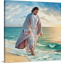 "CANVAS ON DEMAND CanvasOnDemand 2044811_24_16x16_None Mark Missman Premium Thick-Wrap Canvas Entitled Wall Art Print, 16"" x 16"""