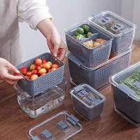 Mrt Pro Refrigerator Organizer Bins - Fridge Storage Containers - Food Storage Containers - produce saver veggie fruit storage containers - Strainers and Colanders Set (3 pack)