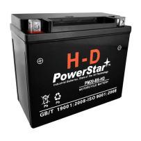 PowerStar H-D YTX20-BS Battery for Buell RR Harley Davidson XL XLH FX Sportster