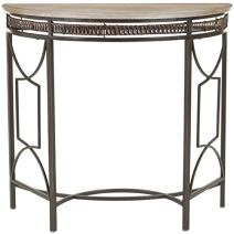 Safavieh American Homes Collection Rosalie Copper and Red Maple Console Table