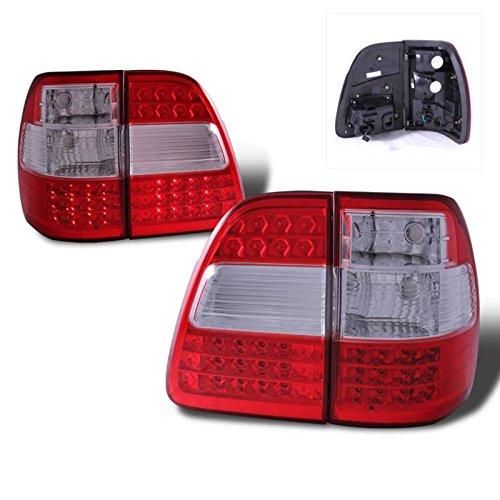 Tail Light Brake Lamp Assembly Pair Set Both Driver Passenger Side Left+Right