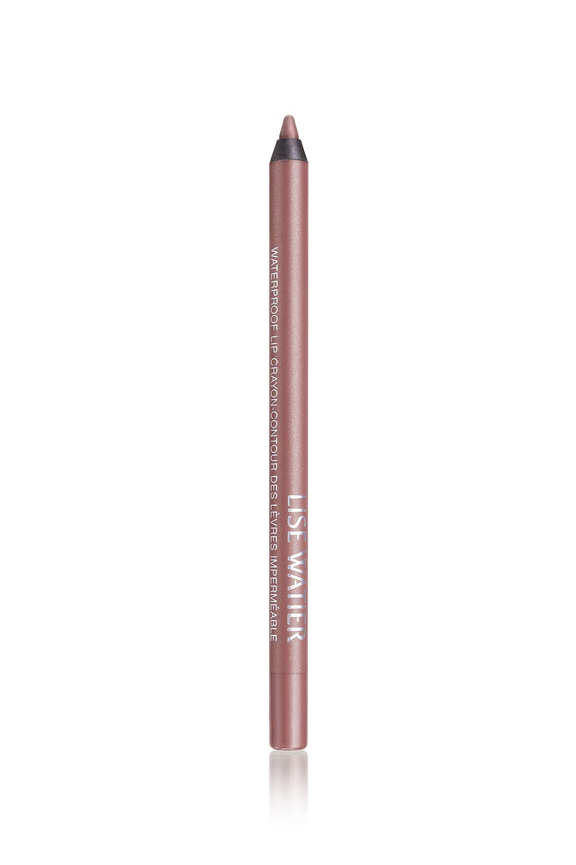 Lise Watier Waterproof Lip Crayon, Nude, 0.04 oz