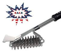 """BBQ Brush Bristle Free 