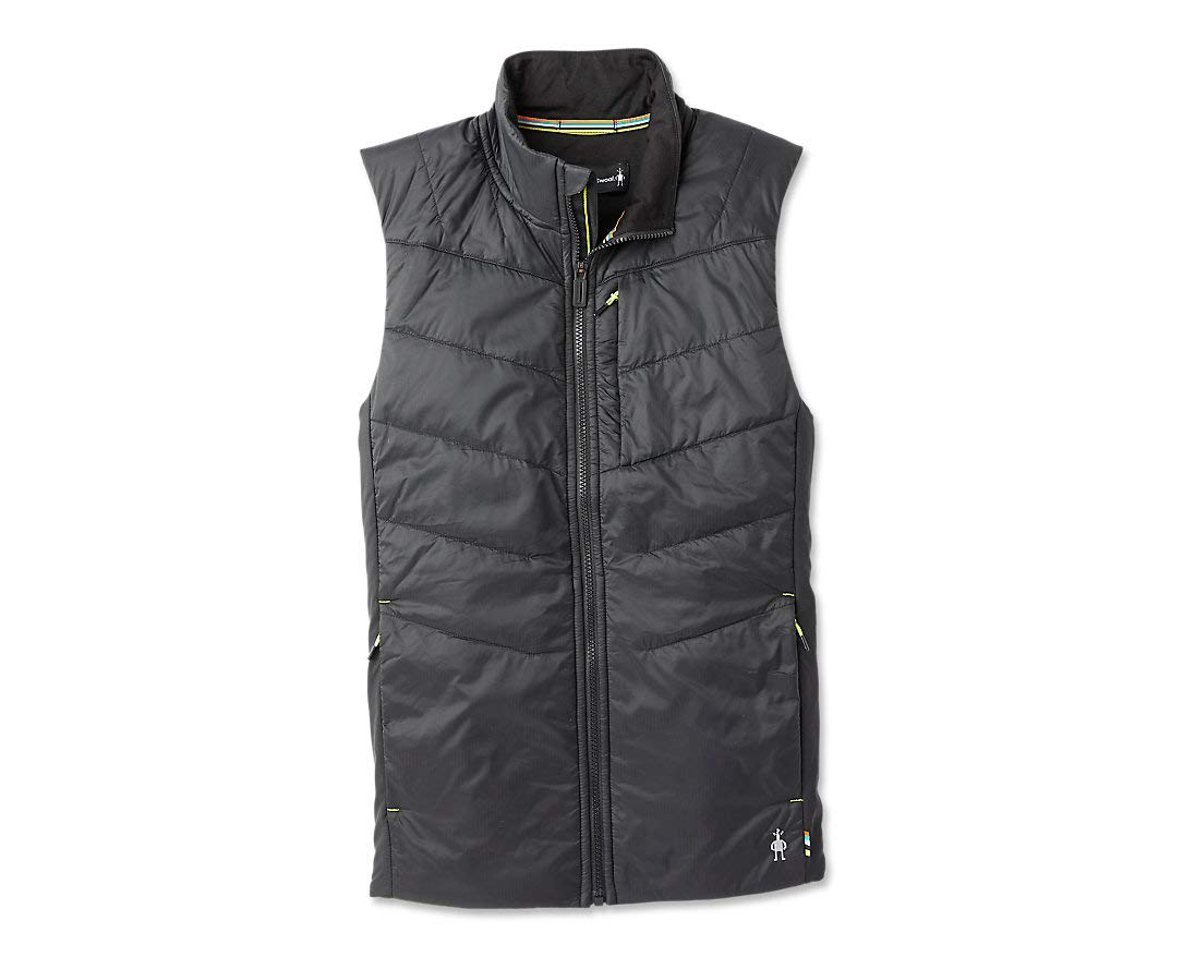 Smartwool Men's Smartloft-X 60 Vest - Merino Wool Sleeveless Performance Outerwear