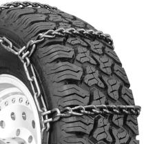 Security Chain Company QG2257 Quik Grip Truck Singles Type SH Tire Traction Chain - Set of 2
