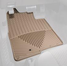 WeatherTech Trim to Fit Front Rubber Mats for Select Lexus Models (Tan)