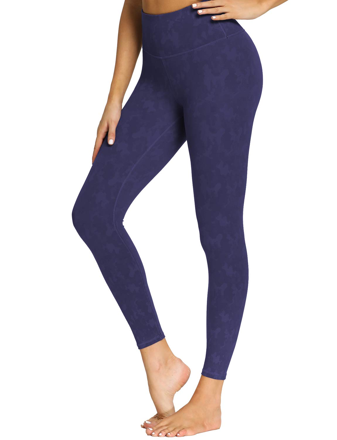 Locore High Waist Yoga Leggings Pants Workout Leggings for Women with Tummy Control