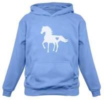 Tstars - Gift for Horse Lover Love Horses Women Hoodie