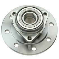WJB WA515011 - Front Wheel Hub Bearing Assembly - Cross Reference: Timken HA597851 / Moog 515011 / SKF BR930400