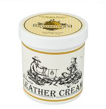 Skidmore's Original Leather Cream | 100% Natural Non Toxic Water Repellent Formula is a Cleaner and Conditioner | Repair a Horse Saddle, Riding Boots, Jacket, Gloves, Chaps, Shoes, Belt | 1 Pint