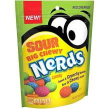Nerds Big Chewy Sour Candy, 10 Ounces (10 Ounce (Pack of 3))