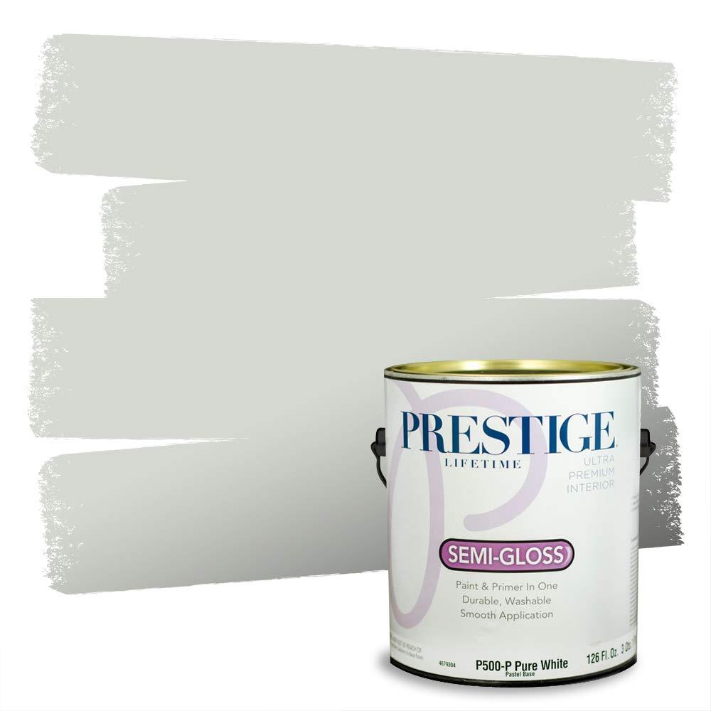 Prestige Interior Paint and Primer in One, 1-Gallon, Semi-Gloss, Smooth