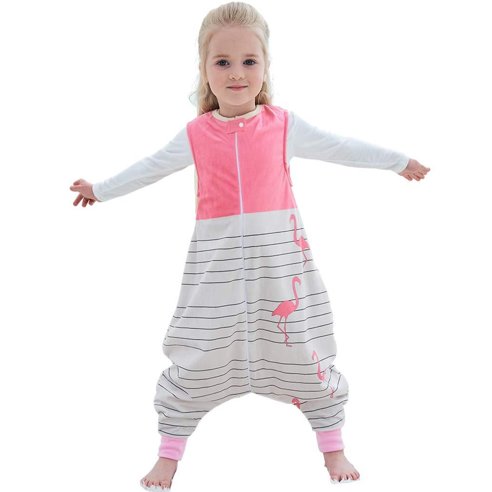 White 12-24 Months MICHLEY Unisex Baby Sleeping Bag Sack Spring Winter Sleeveless Wearable Swaddle Blanket