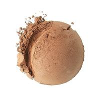 Everyday Minerals | Golden Almond 6W Matte Base Mineral Makeup Foundation | Vegan | Organic | Natural Mineral Makeup | Warm Undertones | Full Coverage | Normal Skin Type