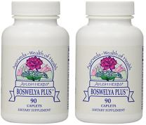 Ayush Herbs Boswelya Plus, All-Natural Certified Organic Herbal Supplement for Ultimate Muscle & Joint Support, Athletic Healing, Joint Health, Doctor Recommended, 180 Count