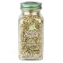 Simply Organic Tuscan Seasoning, Certified Organic | 1.09 oz