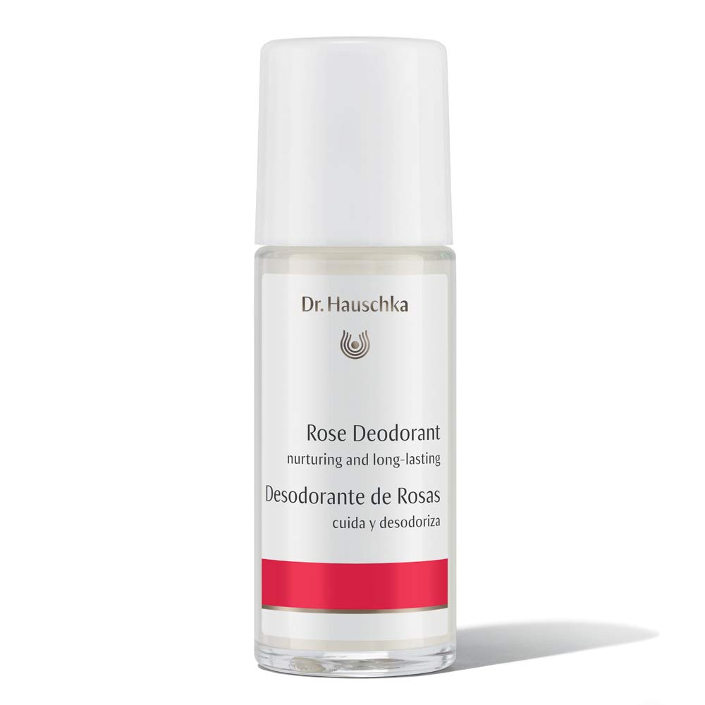 Dr. Hauschka Rose Deodorant, 1.7 Ounce