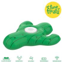 Premier Tune Floats Inflatable Floatie for Adults Kids Replay Audio Bluetooth Wireless Floating Speaker Pool Party Float Lounge, Flamingo and 11 Nautical Options
