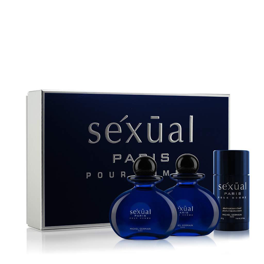 Michel Germain Sexual Paris Pour Homme 3-Piece Gift Set