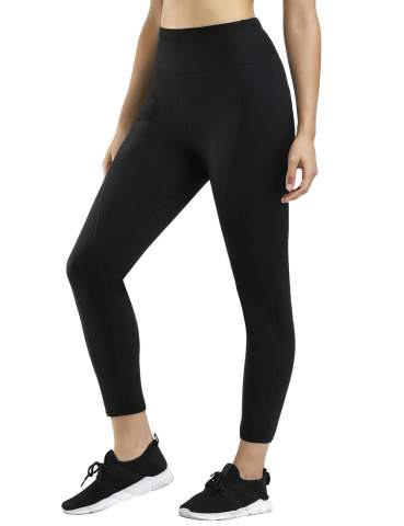 Women Neoprene Shaper Leggings Sweat Sauna Slimming Pants Thermo Weight Loss US