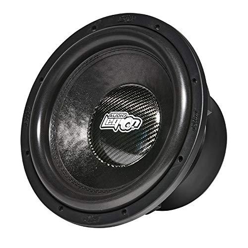 "Audio Legion S2510D4 | 10"" 1,500 Watt Max Car Subwoofer - Dual 4 Ohm"