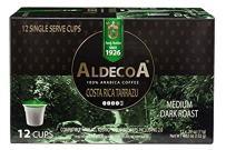 Aldecoa K-Cups Costa Rica Tarrazu 12 Count (Pack of 6)