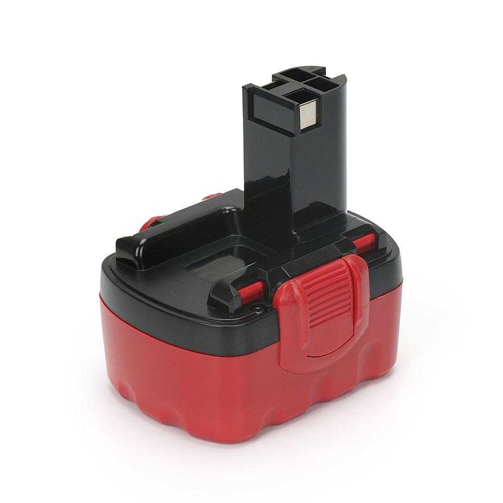 PowerGiant 14.4V 3.0Ah NiMH Extended Battery for Bosch BAT038 BAT040 BAT140 BAT041 BAT159, 32614 33614 PSR 14.4 GSR 14.4 13614-2G 3660CK