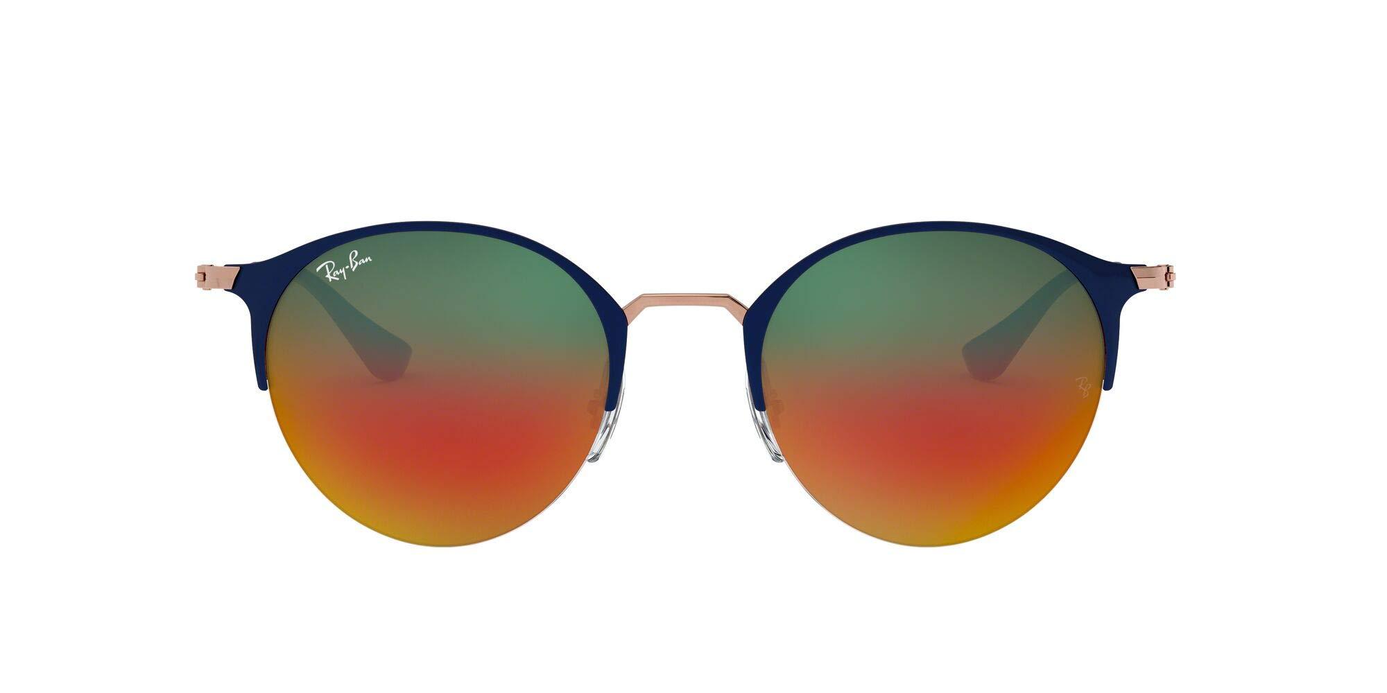 Ray-Ban Rb3578 Round Metal Sunglasses