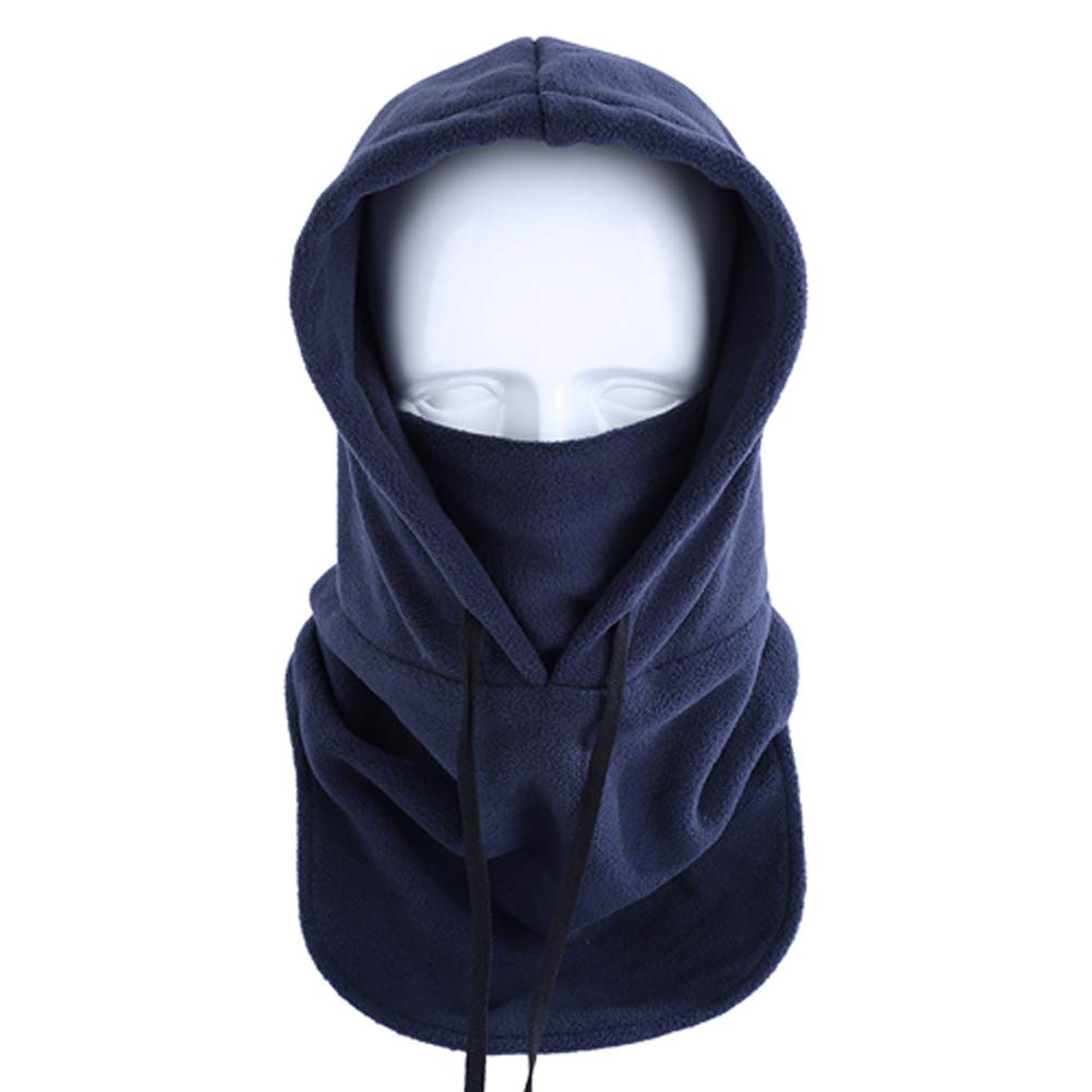 UHEREBUY Fleece Ski Mask/Neck Warmer Gaiter/Face Scarf/Neck Cover/Face Mask Thermal Hood Mask