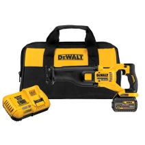 DEWALT DCS388T1 FLEXVOLT 60V MAX Brushless Reciprocating Saw with 1 Battery Kit