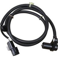 AIP Electronics ABS Anti-Lock Brake Wheel Speed Sensor Compatible Replacement For 2003-2006 Mitsubishi Outlander Front Right Passenger Oem Fit ABS320