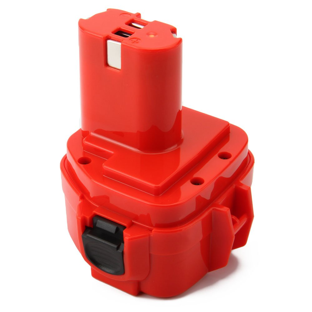 Upgraded Creabest 12V 3.5Ah Ni-MH Compatible with Makita Battery PA12 1220 1222 1233 1200 1234 1235 1235B 1235F 1235A 192696-2 192698-8 192598-2 192681-5 192698-A 193138-9 193157-5