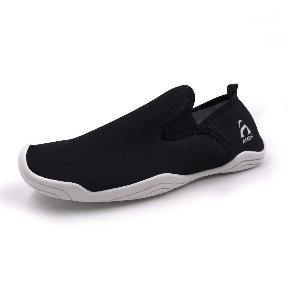 Amoji Unisex Water Aqua Shoes Athletic Outdoor Sneakers