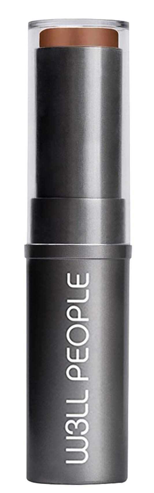 W3LL PEOPLE - Natural Narcissist Foundation Stick | Clean, Non-Toxic Makeup (Cocoa)