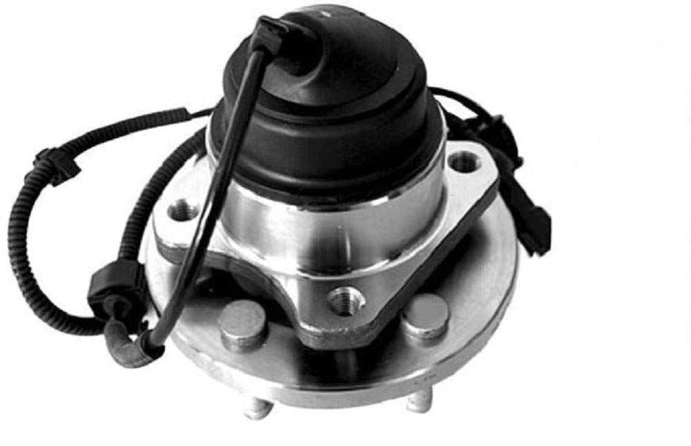GSP 114196 Wheel Bearing and Hub Assembly - Left or Right Front (Driver or Passenger Side)