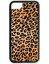 Wildflower Limited Edition Cases for iPhone 6, 7, 8 or SE (Leopard Print)