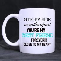 You're My Best Friends/Mugs/gifts for Bestie- Funny White Mug 11oz Coffee Mugs or Tea Cup Cool Birthday/christmas Gifts for Men,women,him,boys and Girls