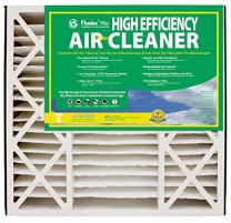 NaturalAire High Efficiency Air Filter, MERV 8, 20 x 4.5 x 4-Inch, 2-Pack