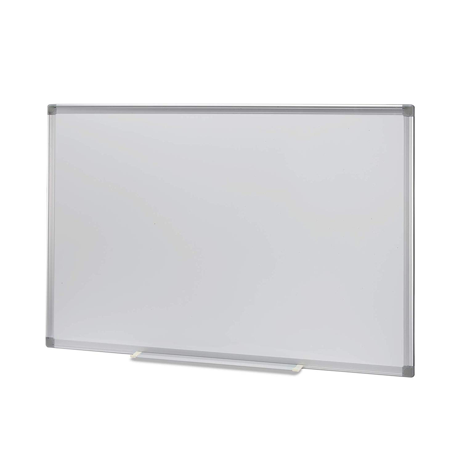 """Parker8 24"""" x 36"""" Pro Sturdy Whiteboard w/Durable Pen Tray - Easy to Erase - Clean Magnetic and Quality Lightweight Board"""