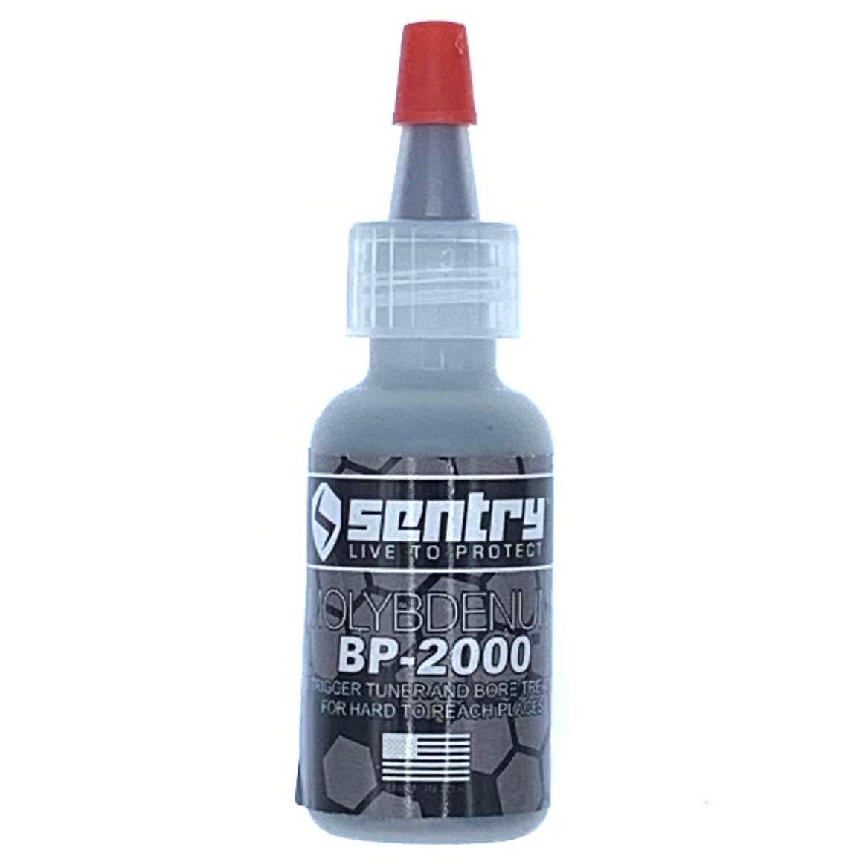 Sentry Solutions Tuf BP 2000 Powder Nano Moly Lubricant Guns Knives Tools, (Model: 91040)